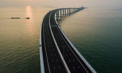 Chinese President, Xi Jinping, World's longest sea-crossing bridge, China, Hong Kong, World news