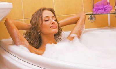 Bath before Sleeping, Sleeping at night, Bathing at night, Benefits of taking bath at night time, Health news, Lifestyle news, Offbeat news