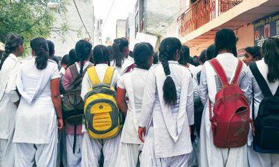 Girl students, Sanitary pad, Sanitary napkin, School Toilet, Teachers stripped girls, Government girls school, Faszilka, Punjab, Regional news, Crime news