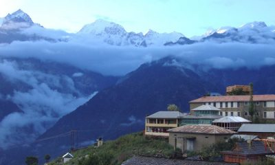 Beautiful city, Mountains, Himalayas, Hill areas, Holidays, Honeymoon destination, Himachal Pradesh, Snowfall, Snowfall in summer season, Saharan village, Lifestyle news, Offbeat news