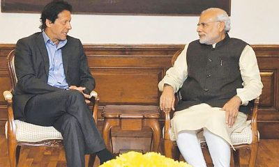 India, Pakistan, Lok Sabha elections, Lok Sabha polls, General elections, Narendra Modi, Imran Khan, Cross border terrorism, National news