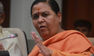 Sushma Swaraj, Uma Bharti, Ram Mandir, Ram Temple, Babri Masjid, Lok Sabha polls, Lok Sabha polls, Union Minister, Central Minister, Regional news, Politics news