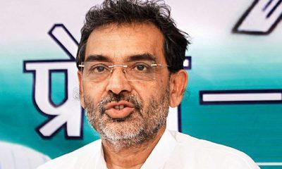 Upendra Kushwaha, Upendra Kushwaha to join UPA, National Democratic Alliance, Rashtriya Lok Samta Party, Congress, Lok Sabha polls, Grand alliance, Mahagathbandhan, Politics news