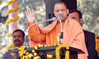 Yogi Adityanath, Amit Shah, Nitin Gadkari, Election rallies, Lok Sabha elections, Lok Sabha polls, BJP leaders, Uttar Pradesh Chief Minister, Telangana, Regional news, Politics news