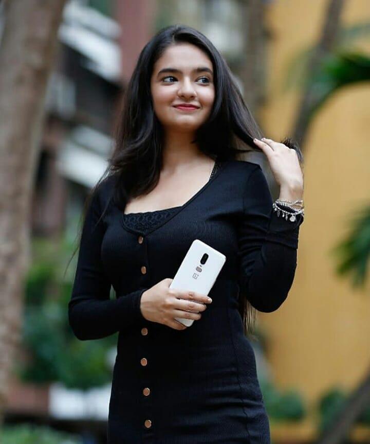 Image result for anushka sen pic
