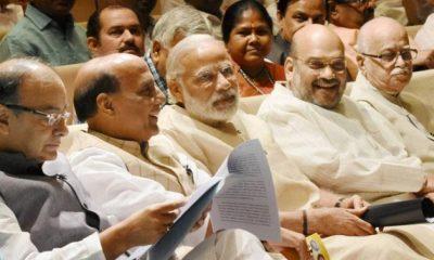 Narendra Modi, Atal Bihari Vajpayee, Bharatiya Janata Party, BJP, Bhartiya Janata Party, Lok Sabha polls, Lok Sabha elections, General Elections, National Democratic Alliance, National news, Politics news
