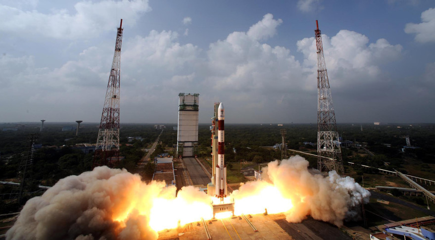 Microsat-R, Kalamsat, PSLV, GSAT 31, Communication satellite, ISRO, DRDO, Polar Satellite Launch Vehicle, Indian Space Research Organisation, India, Student satellite, Satellite, Indian space agency, SpaceKidz India, Science and Technology news