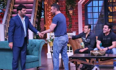 Salman Khan, Arbaaz Khan, Sohail Khan, Salim Khan, Kapil Sharma Show, Bollywood news, Entertainment news