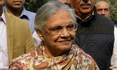 Sheila Dikshit, SP-BSP alliance, Samajwadi Party, Bahujan Samaj Party, Congress, Delhi Congress chief, Lok Sabha polls, Lok Sabha elections, General elections, Former Delhi Chief Minister, Uttar Pradesh, National news, Politics news