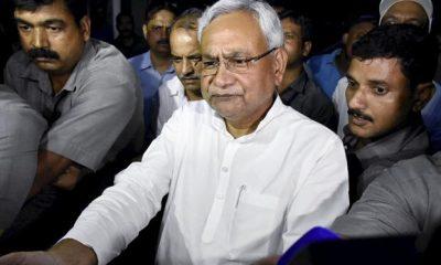 Nitish Kumar, Mahagathbandhan, Grand Alliance, Lok Sabha polls, Lok Sabha elections, General elections, Bihar Chief Minister, RJD president, Ramchandra Purvey, Patna, Bihar, Regional news, Politics news
