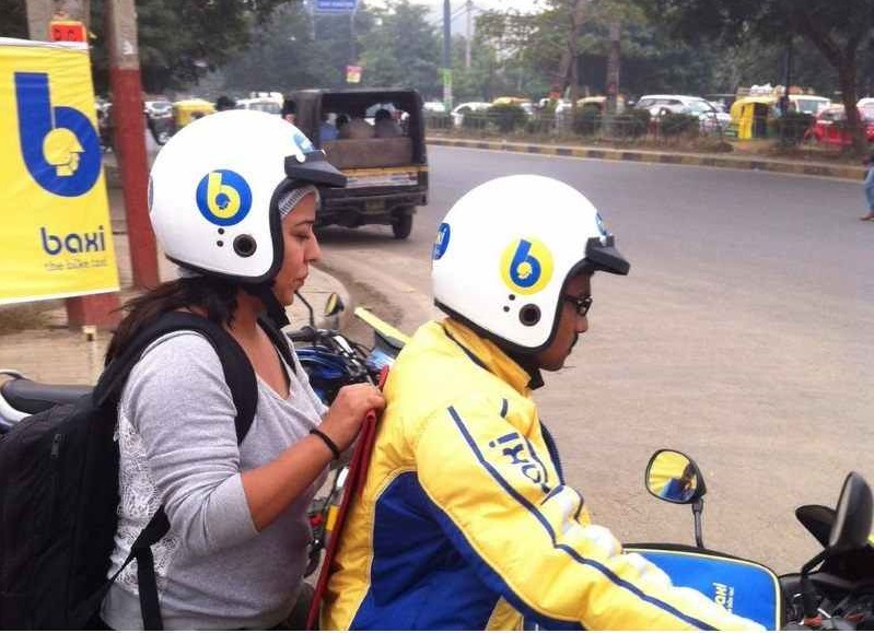 UberMOTO, Uber app, Ola Bikes, Women riders, Working Indian women, Working women in Metros, Cab drivers, Pick up point, Droping point, Delhi and NCR, Cab services, Two-wheeler ride services, Ridesharing app, Business news