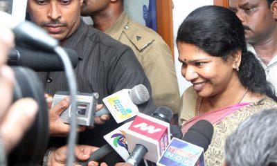 Congress, DMK, Lok Sabha polls, Lok Sabha elections, Kanimozhi, Rahul Gandhi, Congress President, AIADMK-PMK alliance, National news, Politics news