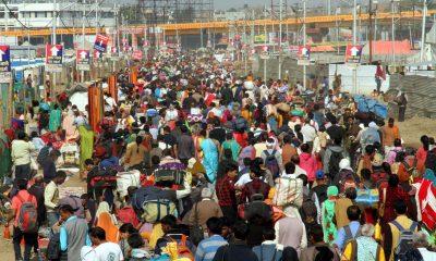 Maghi Purnima, Kumbh Mela, Sangam, Ganga, Yamuna, Saraswati, Allahabad, Prayagraj, Kalpwasi pilgrims, Makar Sakranti, Maha Shivratri, Regional news, Religious news, Religion news, Spiritual news