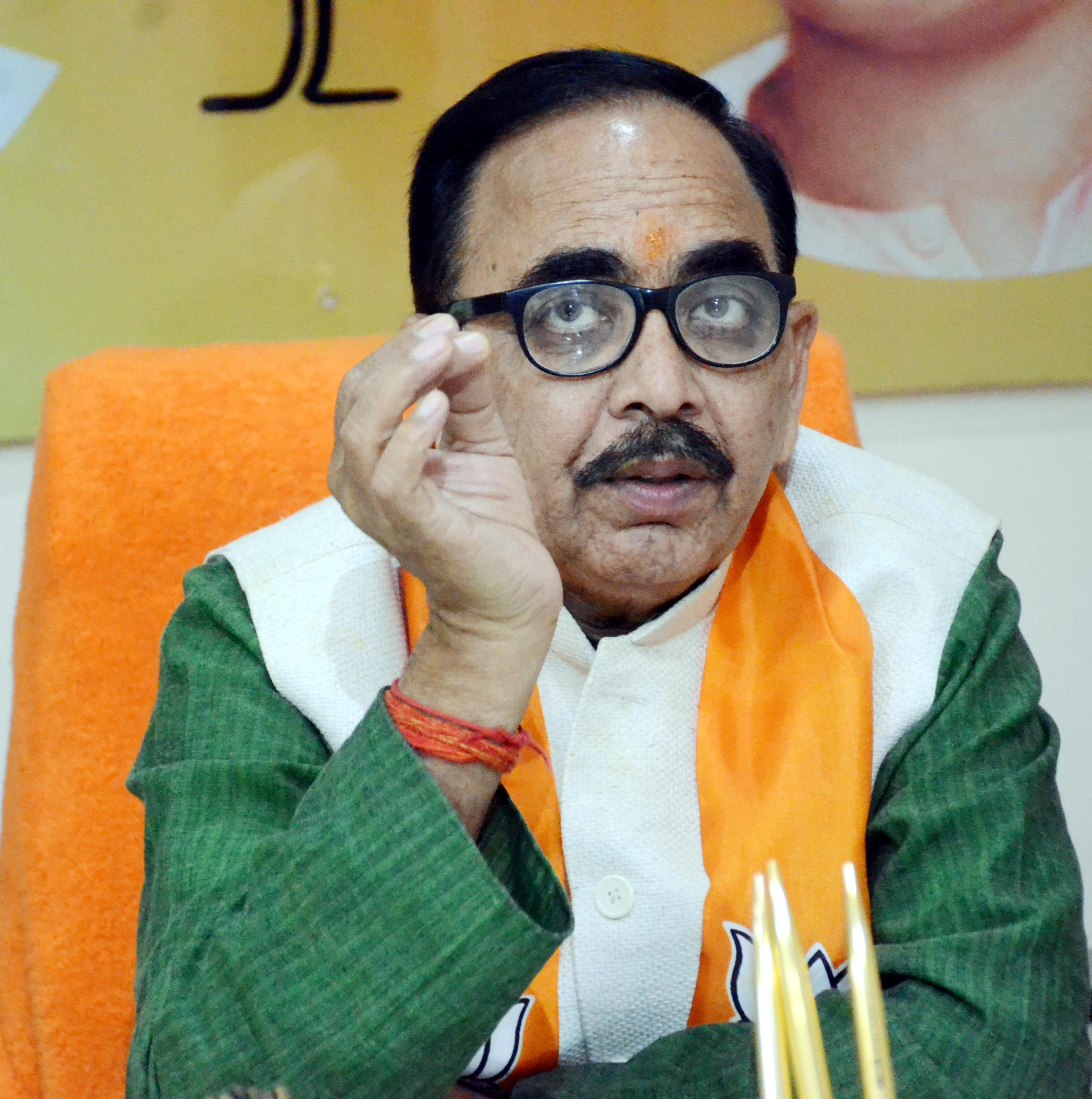 Avatar 2 Yadav: UP BJP Chief Mahendra Nath Pandey Says 'Opposition Is