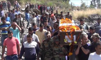 Havildar Sheo Ram, CRPF jawan, CRPF convoy, CRPF soldiers, CRPF troopers, Jaish-e-Mohammed terrorists, Pulwama, Jammu and Kashmir, National news