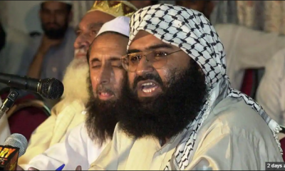 Masood Azhar, Jaish-e-Muhammad, JeM Chief, Global terrorist, CRPF convoy, CRPF jawans, CRPF soldiers, Indian, United States, America, Ajit Doval, National news