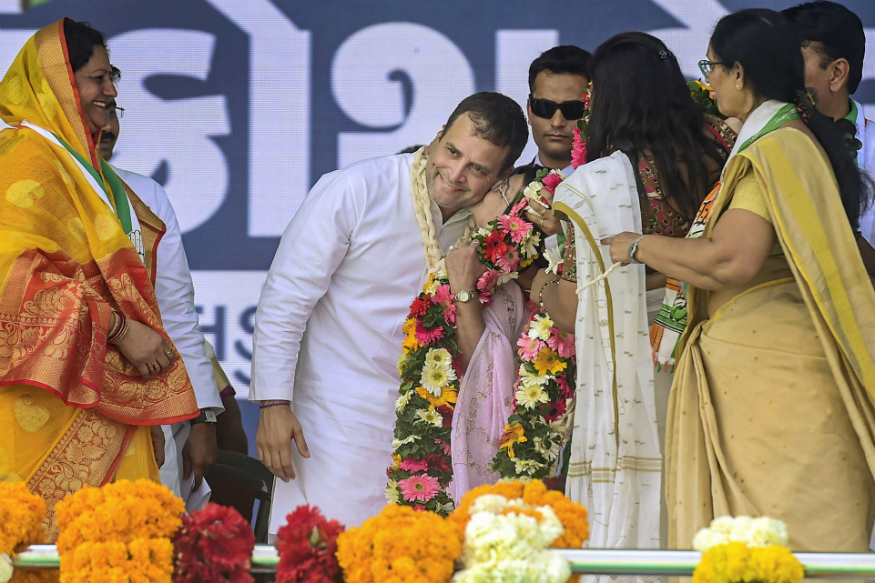 Rahul Gandhi, Kashmira Munshi, Parsi woman, Valentine's Day, Congress President, Gujarat, National news
