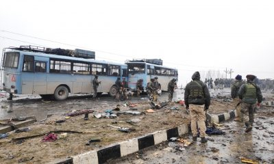 CRPF, Kashmir Police, Intelligence input, IED attack, CRPF, BSF, ITBP, SSB, Army, Air Force, National news