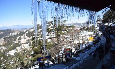 Snowfall, Tourists, Shimla, Winters, Himanchal Pradesh, Summer capital of British India, National news
