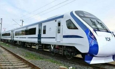 Train 18, Vande Bharat Express, Shatabdi Express, Rajdhani Express, Shatabdi trains, Rajdhani Trains, India first engineless train, India fastest train, Narendra Modi, Piyush Goyal, Prime Minister, Indian Railways, Railway Ministry. National news