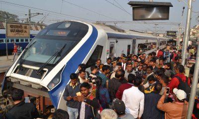 Vande Bharat Express, Train 18, India fastest train, Engineless train, Bullet Train, Make In India, National news