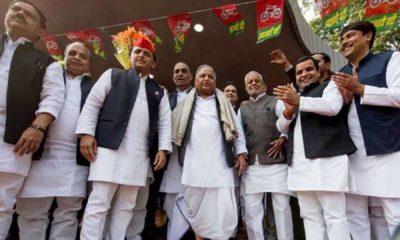 Akhilesh Yadav, Mulayam Singh Yadav, Mayawati, Ajit Singh, Azam Khan, Dimple Yadav, Jaya Bachchan, Ram Gopal Yadav, Dharmendra Yadav, Akshay Yadav, Samajwadi Party, Lok Sabha elections, Lok Sabha polls, SP-BSP alliance, BSP-SP alliance, Uttar Pradesh news, politics news