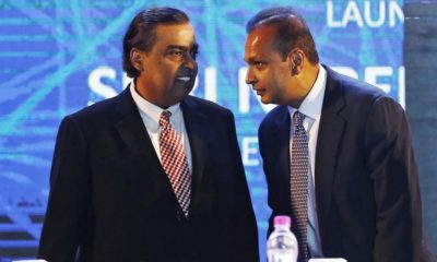 Anil Ambani, Mukesh Ambani, Nita Ambani, Reliance Communications, Reliance Industries, Ericsson, Swedish company, RIL Chairman, Business news