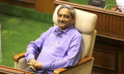 Manohar Parrikar, Goa Chief Minister, Chief Minister of Goa, Goa CM, Indian Chief Ministers, Pancreatic cancer, National news