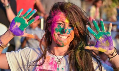 Holi, Holi festival, Holi colours, Holi celebrations, Lifestyle news, Health news, Offbeat news