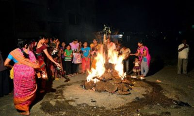 Holi, Holika Dahan, Mahurat of Holi, Timing of Holi, Rituals of Holi, Chhooti Holi, Badi Holi, Spring, Summers, Offbeat news