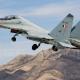 Indian Air Force, IAF fighter jet, Rajasthan border, Pakistan UAV, Pakistan drone, Pakistani Unmanned Aerial Vehicle, Su-30 MKI, International Border, Rajasthan, National news