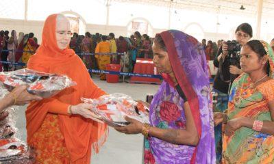 Jagadguru Kripalu Parishad, JKP, Mangarh, Pratapgarh, Uttar Pradesh, Regional news, Religious news, Religion news, Spiritual news