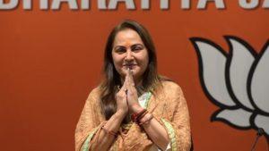 Jaya Prada, Amar Singh, Azam Khan, Noor Bano, Samajwadi Party, Congress, Bharatiya Janata Party, Telugu Desam Party, Rampur, Lok Sabha polls, Lok Sabha elections, Uttar Pradesh, Politics news