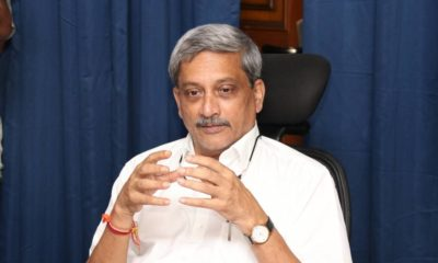 Manohar Parrikar, Ram Nath Kovind, Goa Chief Minister, Former Defence Minister, Pancreatic cancer, National news