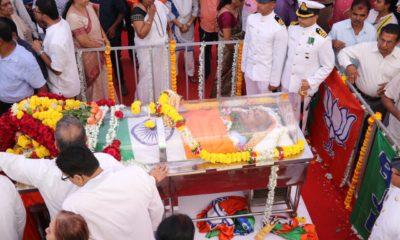 Manohar Parrikar, Goa Chief Minister, Former Defence Minister, National news