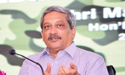 Manohar Parrikar, Utpal Parrikar, Abhijat Parrikar, Late Goa Chief Minister, Former Goa Chief Minister, Former Defence Minister, National news