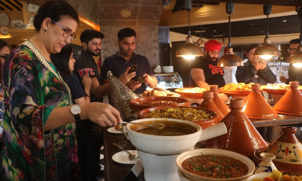 Moroccan Food Festival, Indian cuisine, Spicy food, Delhi Sultanate, India, Morocco, New Delhi, Lifestyle news, Offbeat news