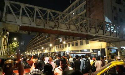 Footbridge, Mumbai footbridge collapse, Chhatrapati Shivaji Maharaj Terminus, Mumbai, Maharashtra, Regional news