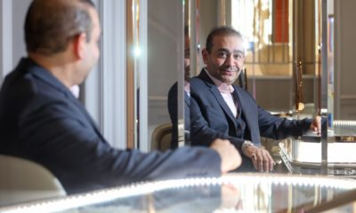 Nirav Modi, Nirav Modi arrested, Diamantaire, PNB loan case, PNB case, Indian Businessman, Punjab National Bank, London, United Kingdom, Great Britain, World news
