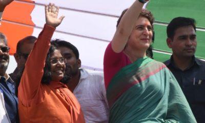Priyanka Gandhi, Lok Sabha polls, Lok Sabha elections, Prayagraj, Varanasi, Uttar Pradesh, Politics news