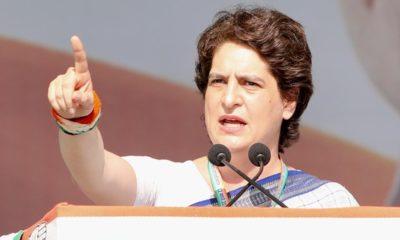 Priyanka Gandhi, Priyanka Gandhi Vadra, Narenda Modi, Varanasi, Lok Sabha polls, Lok Sabha elections, Uttar Pradesh news, Politics news