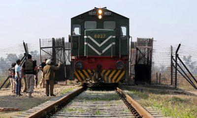 Samjhauta Express, Attari railway station, Wagah railway station, Punjab, Pakistan, India, Lahore and Attari, Passenger and parcel train, National news
