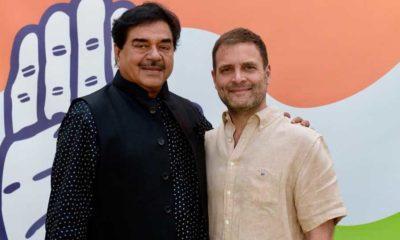 Shatrughan Sinha, Rahul Gandhi, BJP MP Shatrughan Sinha, Congress Party, National news, Politics news