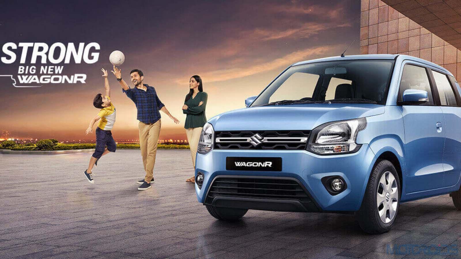 Maruti Suzuki, WagonR CNG, WagonR S Smart-CNG, Alto800, AltoK10, WagonR, Celerio, Eeco, Super Carry, Tour S, Automobile news, Car and Bike news