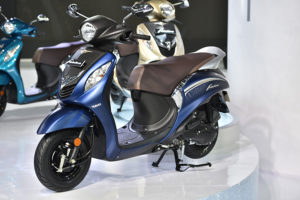 Yamaha, Yamaha Fascino, Fascino Darknight, Darknight Edition, Car and Bike news, Automobile news