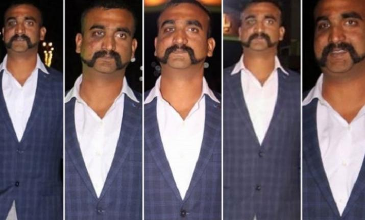 Beard it like Abhinandan: The moustache trend that signifies