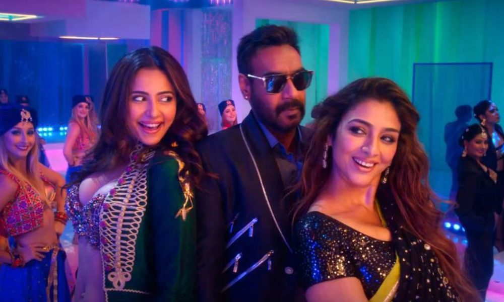 Ajay Devgan, Ajay Devgn, Alok Nath, Tanushree Dutta, Singham, #MeToo, Singham, De De Pyaar De, Bollywood news, Entertainment news