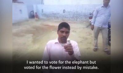 Dalit man, Bharatiya Janata Party, Bulandshahr, Lok Sabha elections, Lok Sabha polls, Uttar Pradesh, Regional news