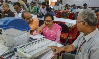 Lok Sabha polls,Lok Sabha elections, The 17th Lok Sabha polls, Election Commission, First phase Lok Sabha polling, Electronic voting machines, EVMs, National news, Politics news