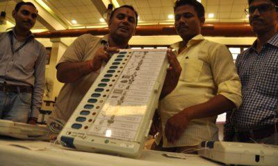 Lok Sabha elections, Lok Sabha polls, General elections, Third phase of LS polls, Electronic Voting Machines, EVMs, National news